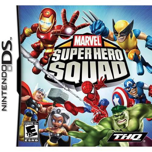 Super Hero Squad (DS)