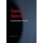 Gesammelte Werke Georg Simmels - eBook