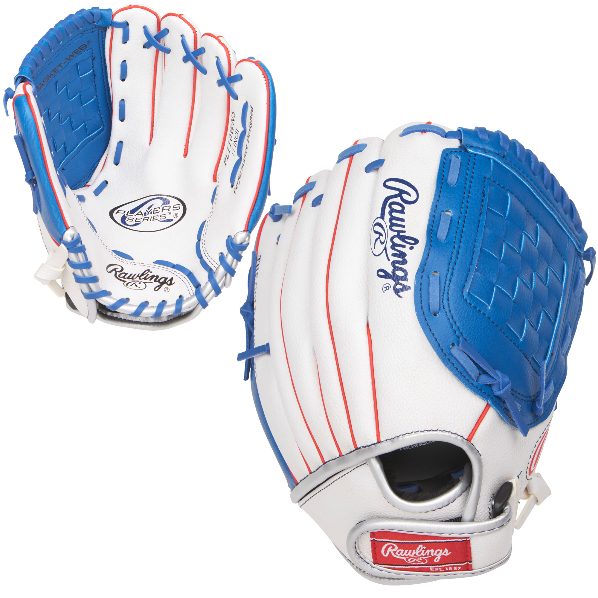 "Rawlings 11"" Players Series Baseball Glove"