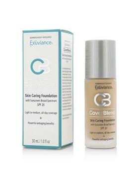 CoverBlend Skin Caring Foundation SPF20 - # Warm Beige-30ml/1oz