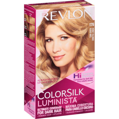 Revlon 174 Colorsilk Luminista Permanent Liquid Hair Color