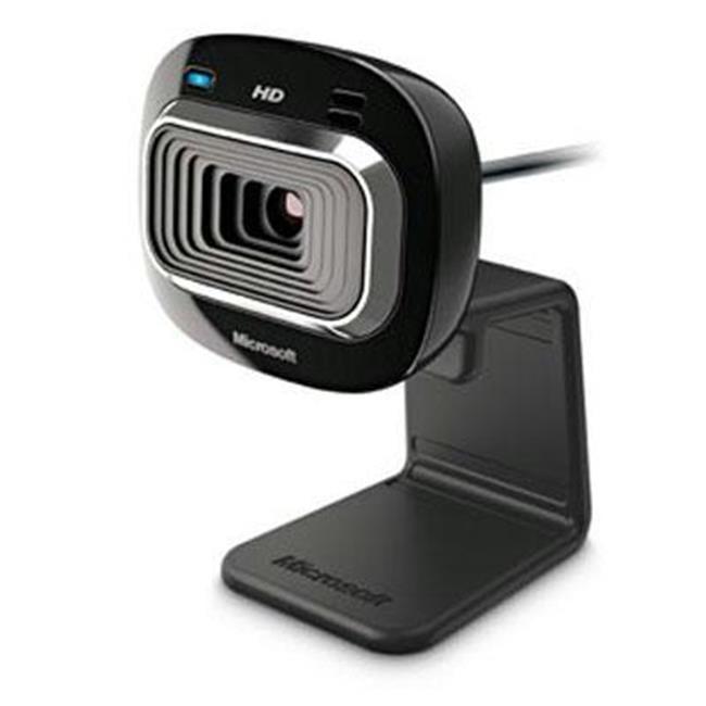 L2 LifeCam HD-3000 USB 2.0 WebCam - 720p HD Video