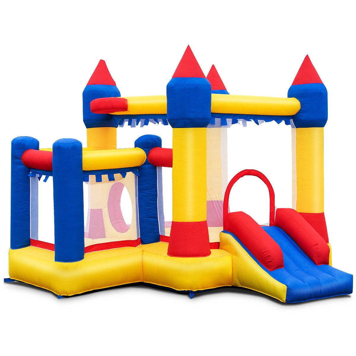Generic Inflatable Bounce House Castle Commercial Kids Jumper