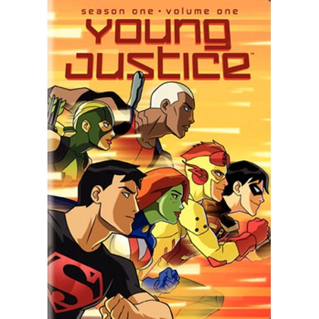 Young Justice: Season 1, Volume 1 (DVD)](Young Justice Superboy)
