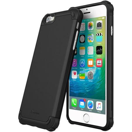 5373a8353d0 roocase Apple iPhone 6 6S Plus Exec Tough Pro Slim Case - Walmart.com