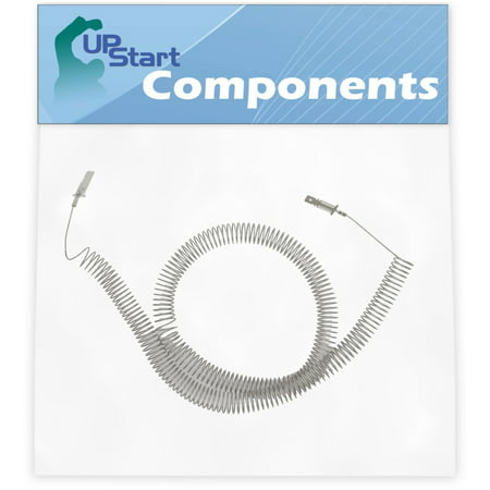 5300622034 Dryer Heating Element Coil Replacement for Frigidaire LE400AXW2 Dryer - Compatible with 5300622034 Heater Element Parts - UpStart Components Brand - image 1 of 2