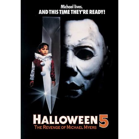 Halloween 5: The Revenge of Michael Myers (Vudu Digital Video on Demand) - Halloween The Revenge Of Michael Myers