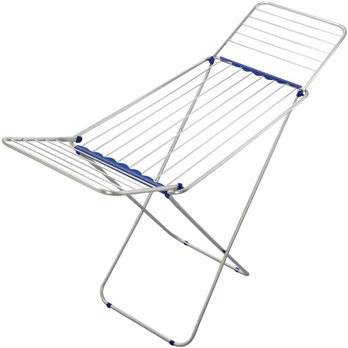 Leifheit Siena 180 Aluminum Gullwing Laundry Drying Rack