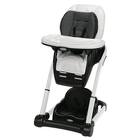 - Graco Blossom 6-in-1 Convertible High Chair, Studio