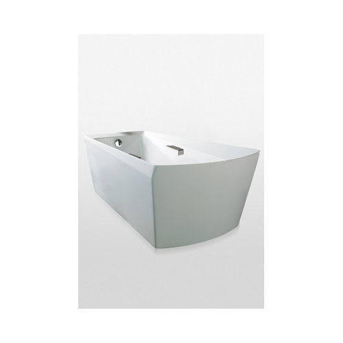 Toto Soiree 72'' x 40'' Bathtub for Free Standing Installation