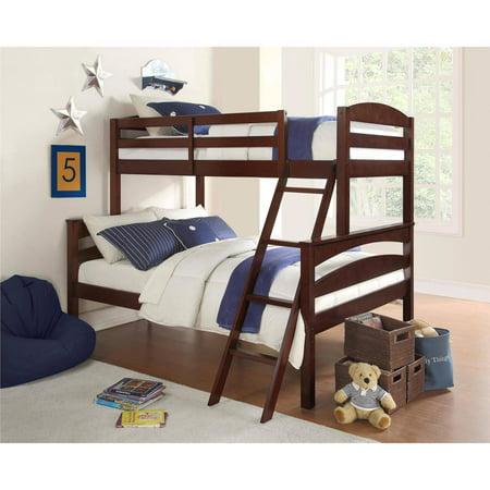 Better Homes Gardens Leighton Twin Over Full Bunk Bed Multiple
