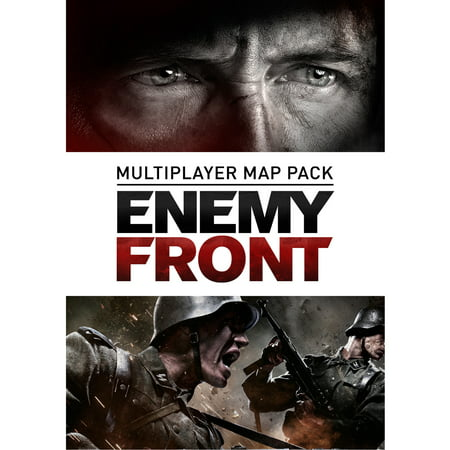 Enemy Front Multiplayer Map Pack (PC) (Email (Multiplayer Action)