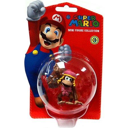Dixie Kong Costume (Super Mario Series 3 Dixie Kong Vinyl Mini)