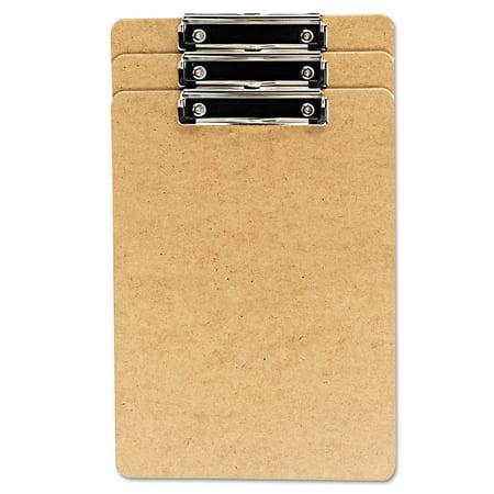 Hardboard Clipboard (Universal Hardboard Clipboard, 1/2