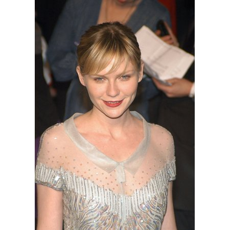 Kirsten Dunst Halloween (Kirsten Dunst At Arrivals For 2007 Vanity Fair Oscar Party Mortons Restaurant Los Angeles Ca February 25 2007 Photo By Tony GonzalezEverett Collection)
