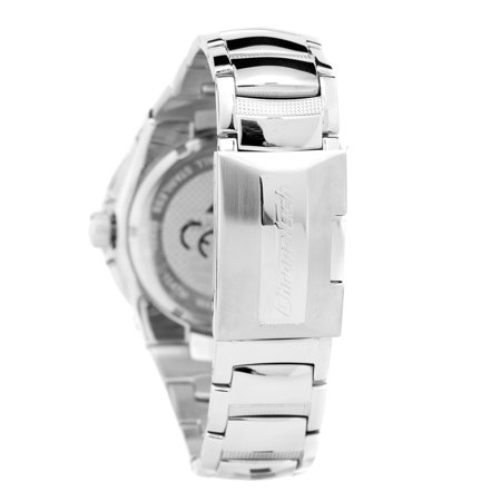 WATCH  CHRONOTECH STAINLESS STEEL SILVER SILVER MAN  CT7922AM 33M - image 2 of 2