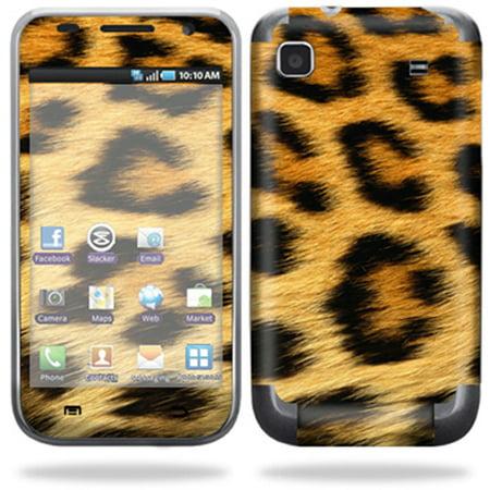 Skin Decal Wrap For Samsung Galaxy S 4G Cell Phone   Cheetah