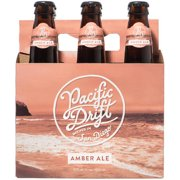 Pacific Drift Amber Ale, 6 pack, 12 fl oz