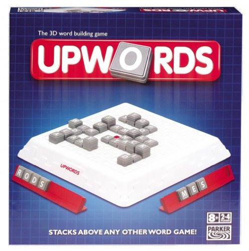 2006 Upwords Game By hasbro
