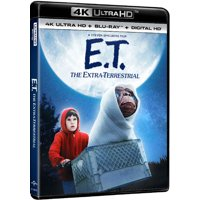 Deals on E.T. The Extra-Terrestrial 4K Ultra HD + Blu-ray + Digital Copy