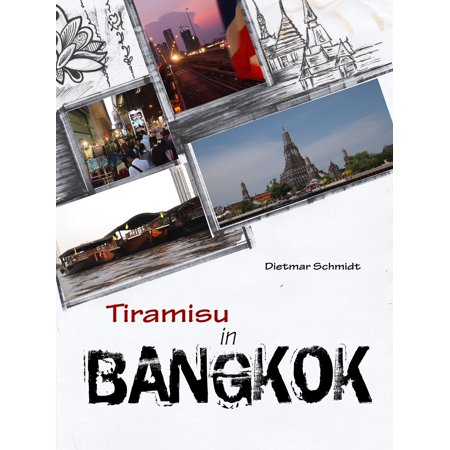 Tiramisu in Bangkok - eBook (Best Tiramisu In Dallas)