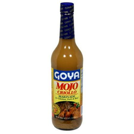 (3 Pack) Goya Marinade, Mojo Criollo, 24 Fl Oz