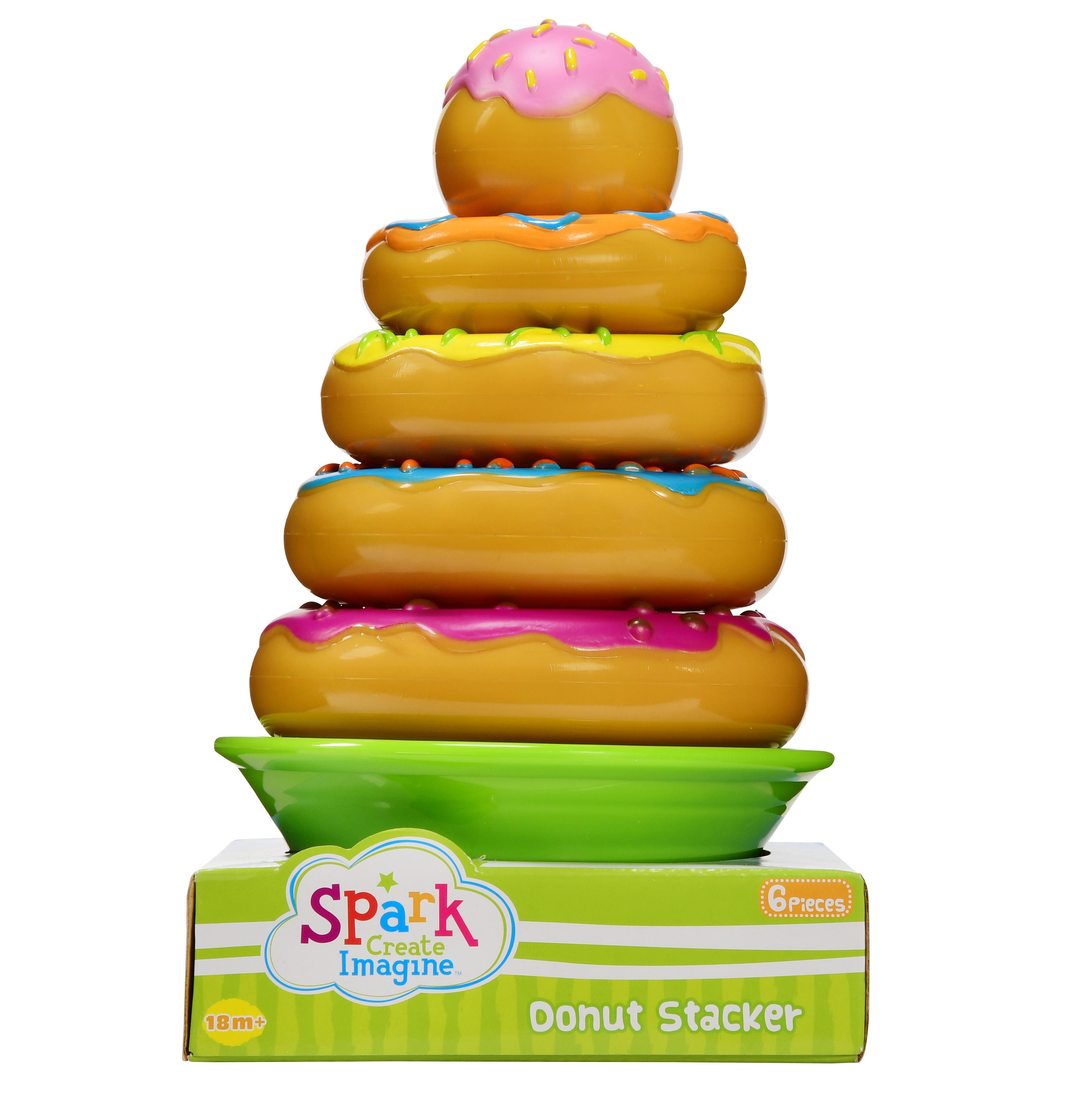 Spark Create Imagine Doughnut Stacker