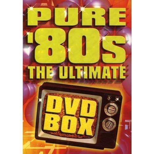 Pure 80's: The Ultimate DVD Box (3-Disc Music DVD)