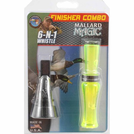 Buck Gardner The Finisher Duck Call Combo Pack - Duck Calls Necklaces