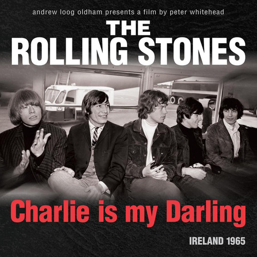 The Rolling Stones: Charlie Is My Darling--Ireland 1965 (Blu-ray + DVD + CD) by