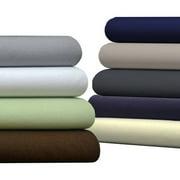 Pure Cotton Jersey Knit T-Shirt Sheet Set