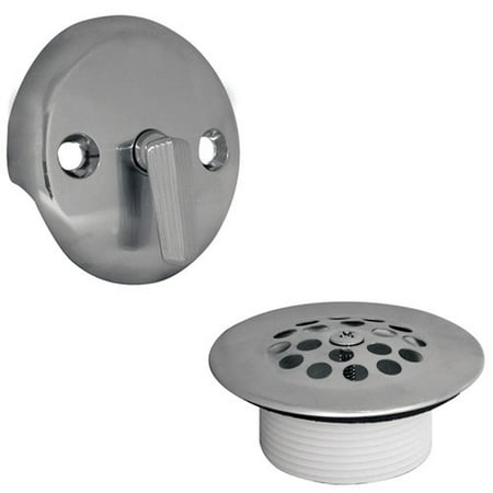 Danco Grid Shower Drain With Overflow ()