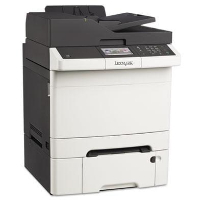 Lexmark; CX410 Multifunction Color Laser Printer