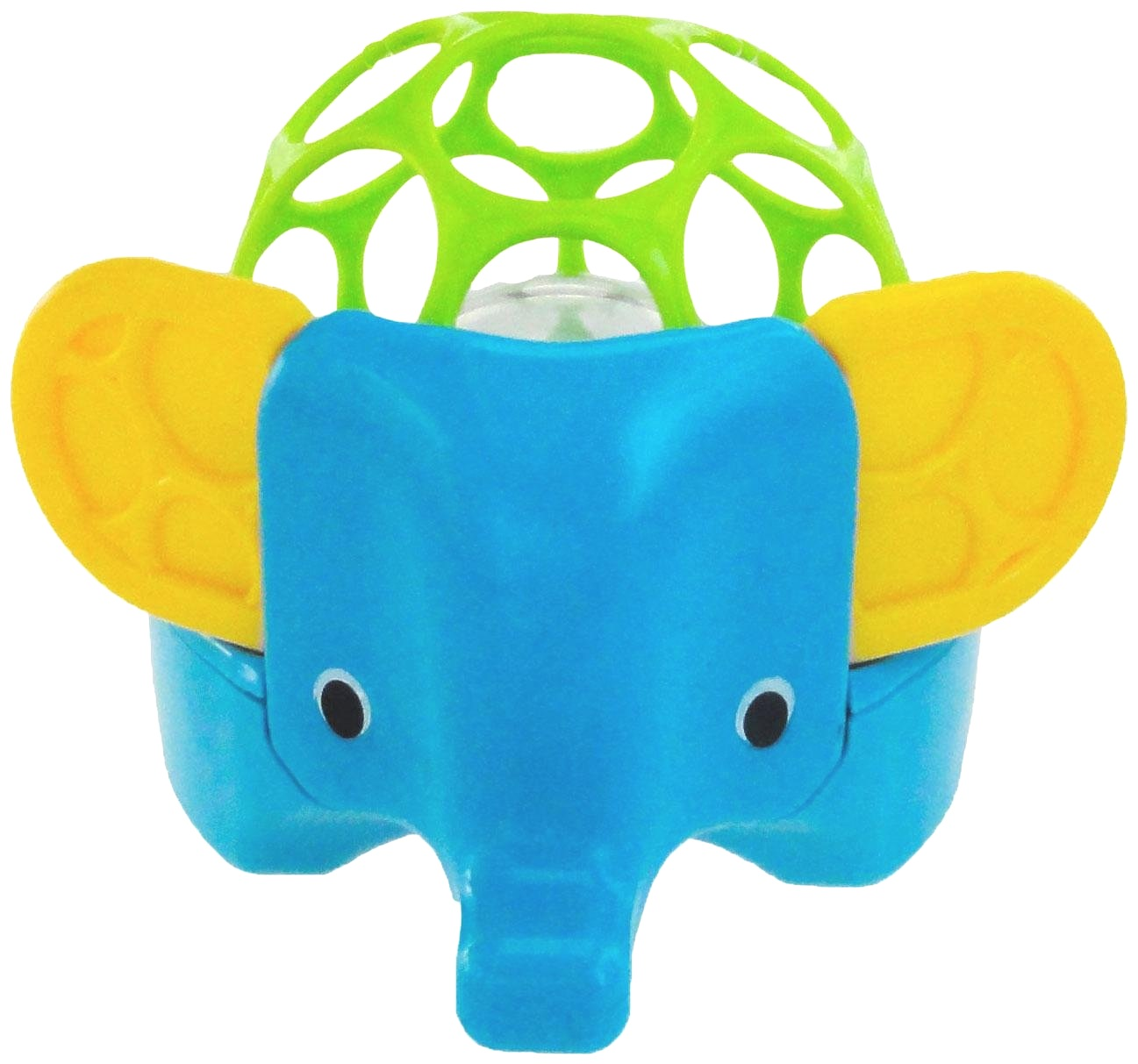 O Ball Rollie Rattles Toy Styles may vary. Multi-Colored