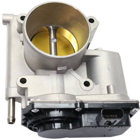 NEW THROTTLE BODY FITS 2006-2009 FORD FUSION 4 CYLINDER 2.3L ENGINE - 4 Cylinder Stock