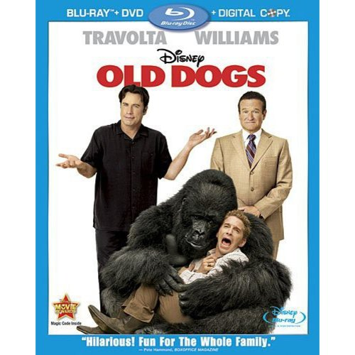 Old Dogs (Blu-ray   DVD) (Widescreen)