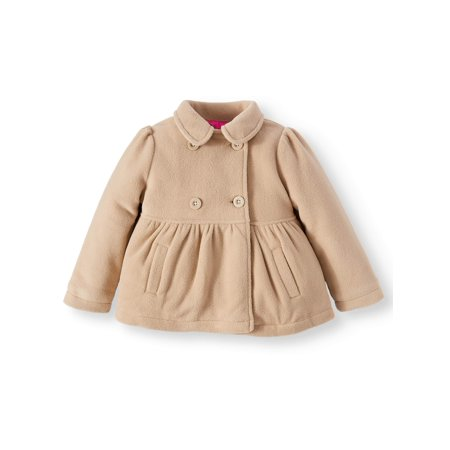 Essential Peacoat Jacket (Baby Girls & Toddler - And 1 Peacoat