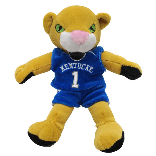 Kentucky Wildcats Official Ncaa Plush Team Mascot By Forever