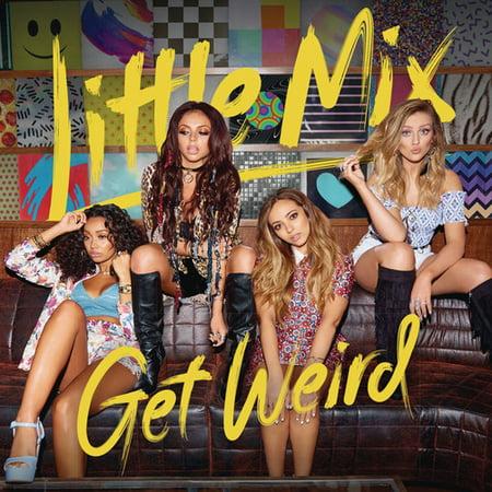 Get Weird (CD)