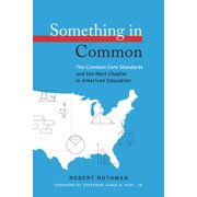 Something in Common - eBook