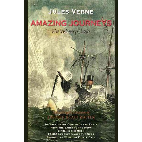 Amazing Journeys: Five Visionary Classics