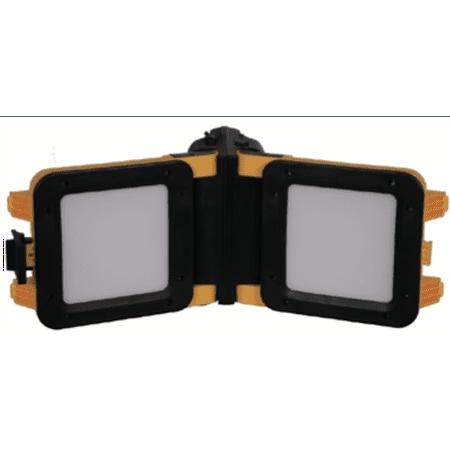 2500-Lumen LED Portable Rechargeable Work (Portable Work Light Jobsite Lighting)