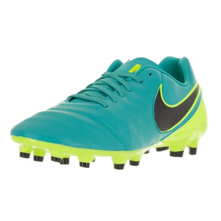 meet 366b6 71605 Nike - Nike Mens Tiempo Genio II Leather FG Soccer Cleat - W