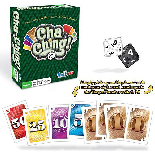 Cha-Ching! Card Game