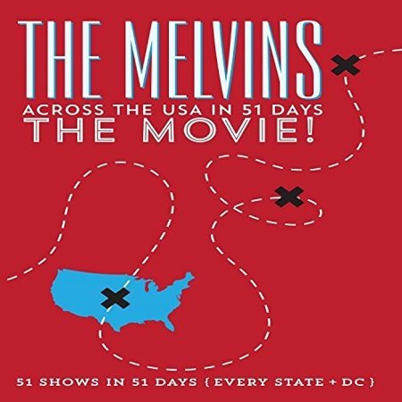 MELVINS Across the USA in 51 Days: The Movie (DVD)](Halloween Date In Usa 2017)
