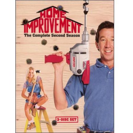 Home Improvement: The Complete Second Season (Full Frame)