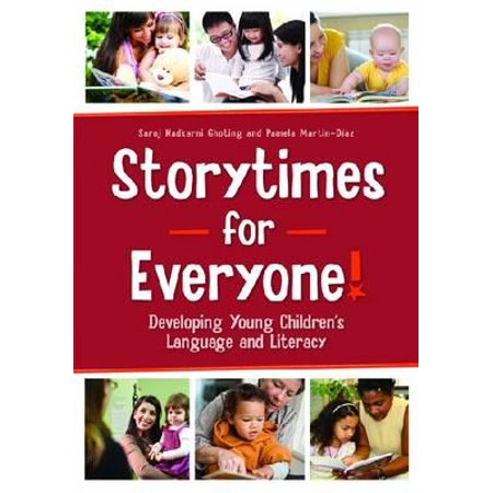 Storytimes for Everyone! : Developing Young Children's Language and Literacy](Halloween Games For Storytime)