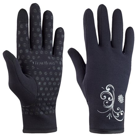 trailheads power stretch women's running gloves - (Women Power Stretch Gloves)