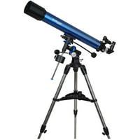 Meade Instruments 216001 Polaris German Equatorial Refractor Telescope 70mm