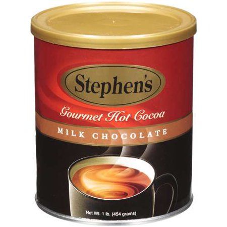 Gourmet Hot Chocolate - Stephen's Gourmet Milk Chocolate Hot Cocoa, 16 oz